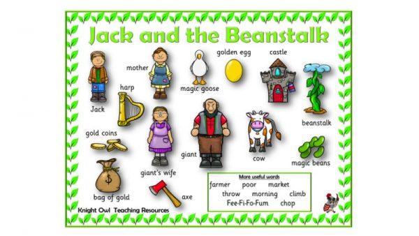 Jack & the Beanstalk 1