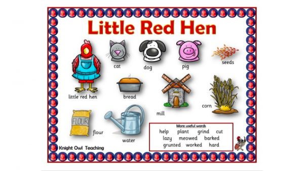 Little Red Hen 1
