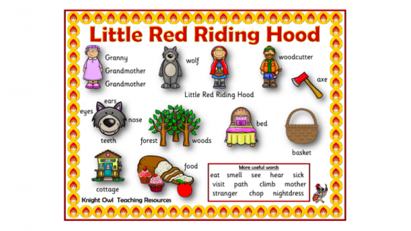 Little Red Riding 1