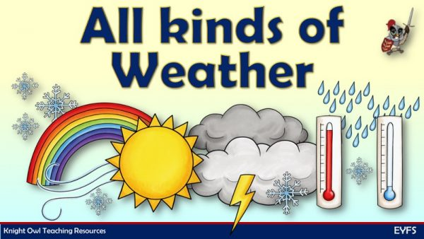 All Kinds of Weather 1