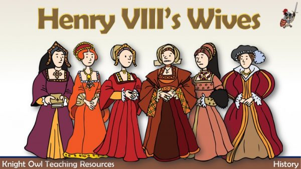 Henry VIII's Wives 1