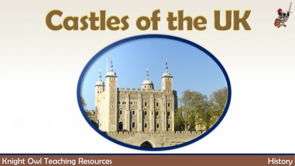 Castles of the UK