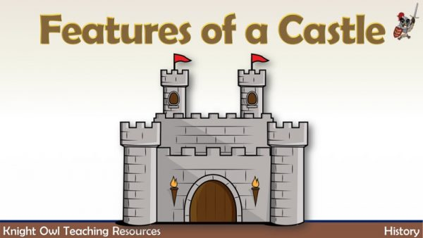 Features of a Castle 1