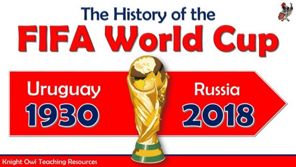 The History of the World Cup 1