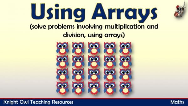 Using Arrays 1