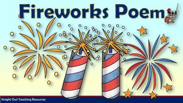 Firework Poem 1