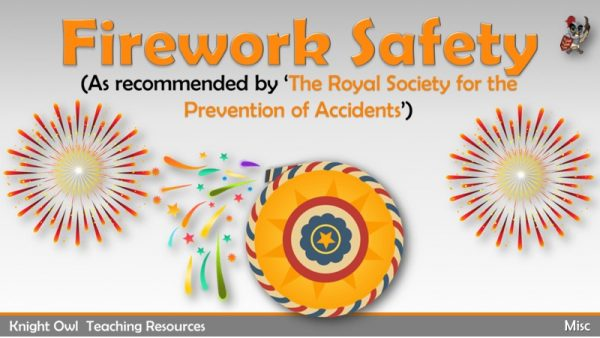 Firework Safety 1