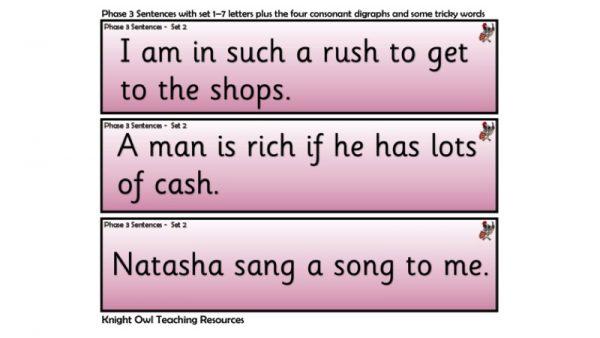 Ph3 Sentences 2-1