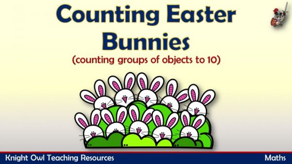 Counting Easter Bunnies1
